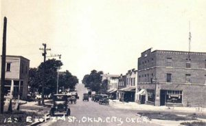 old downtown okc